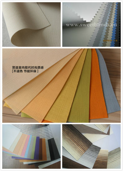 China Semitransparent Roller Blinds Blackout Roller Blinds Fabric