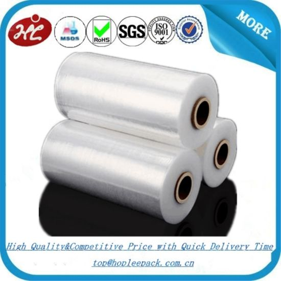 Factory Price Hot Film Stretch Film Jumbo Roll pictures & photos