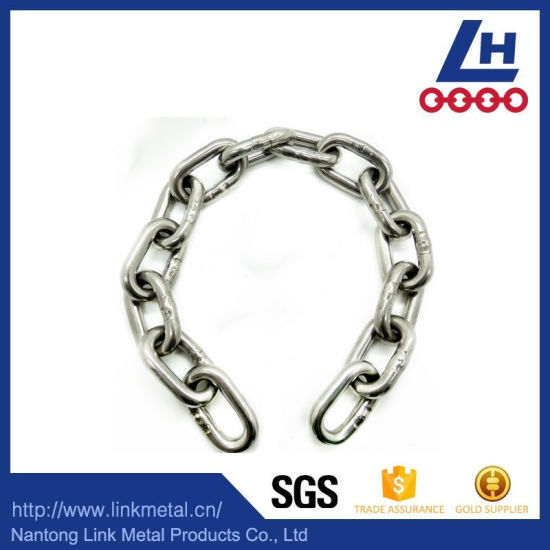 3/16 ASTM Standard 316 Stainless Steel Link Chain