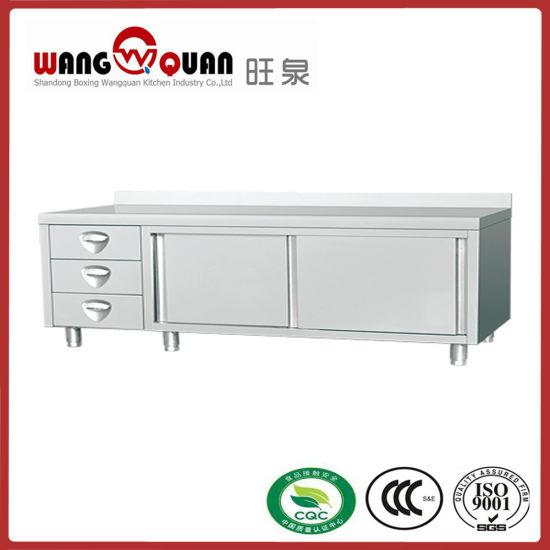 Stainless Steel Worktable