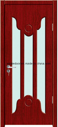 Asia Latest Design PVC Interior Wooden Doors (EI-P158) pictures & photos