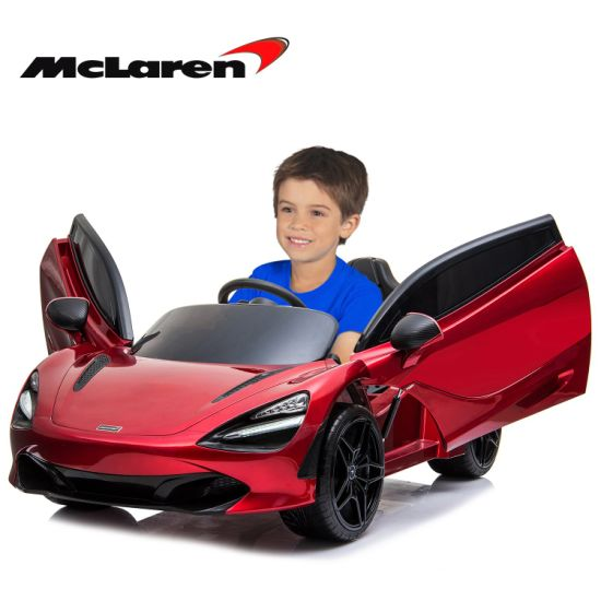 Licensed Mclaren 720s Red Ride on Car with Music Effects pictures & photos