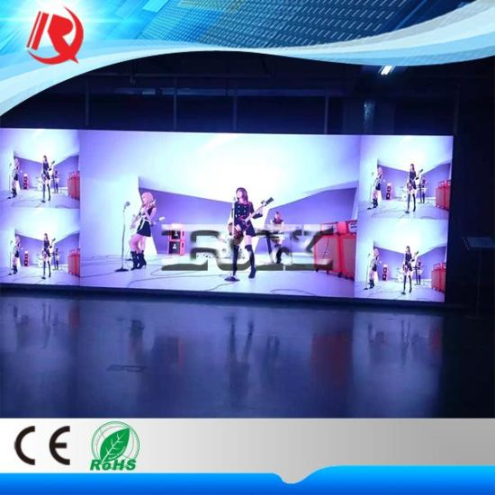 Indoor P6 LED Module LED Video Wall