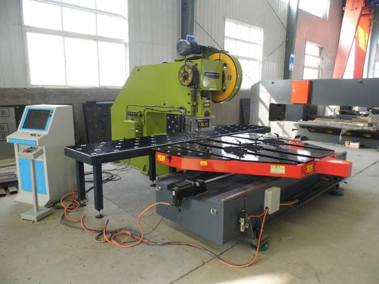 C Type CNC Auto Stamping Machine/Punching Machine for Sheet Metal Process pictures & photos
