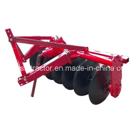 China Driven Disc Plough for 40HP 45HP 50HP 60HP 4 Wheels