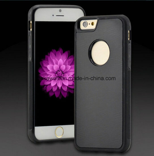 Factory Price Nano Suction Anti Gravity Case for iPhone 6 Cell Phone Case pictures & photos