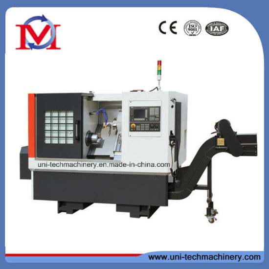 Small Low Cost CNC Lathe Machine Manufacture