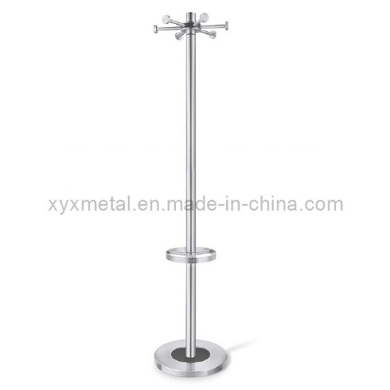 China Coat Stand Stainless Steel, Stainless Coat Rack