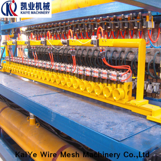 Concrete Reinforcing Steel Rod Mesh Welding Machine pictures & photos