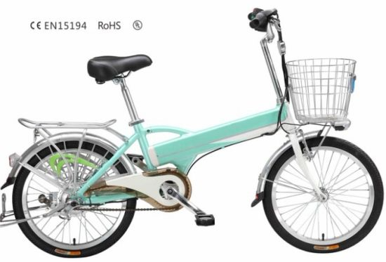 Ce Approval Promotion Selling Electric Lithium Bicycle (HDS-03) pictures & photos