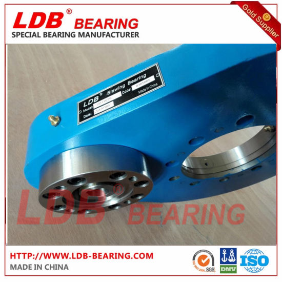 Large Size Around 1000mm Custom Spur Gear Slewing Drive pictures & photos