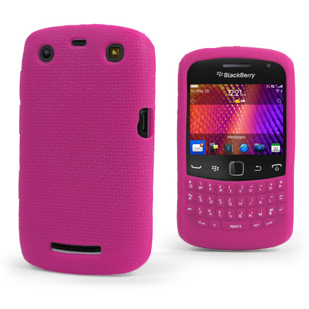 Waterproof Silicone Cell Phone Cover/Case for Blackberry (Fly-2013122101)
