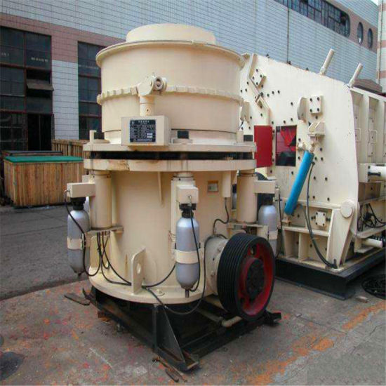 Best Quality Hydraulic Cone Crusher/Cone Crusher for Sale pictures & photos