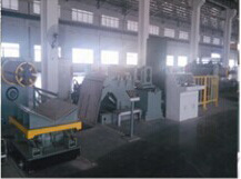 Steel Strip Longitudinal Shearing Line pictures & photos