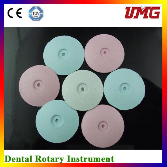 Silicone Polisher (porcelain resin) Dental Material pictures & photos