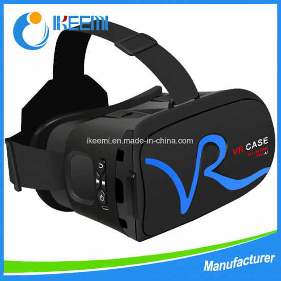 fe2c835b64f Factory Wholesale OEM 3D Vr Glasses Virtual Reality Vr Box Headset pictures    photos