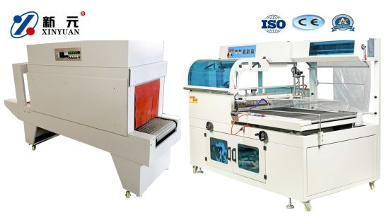 Automatic L-Type Books Packing Sealer Machine