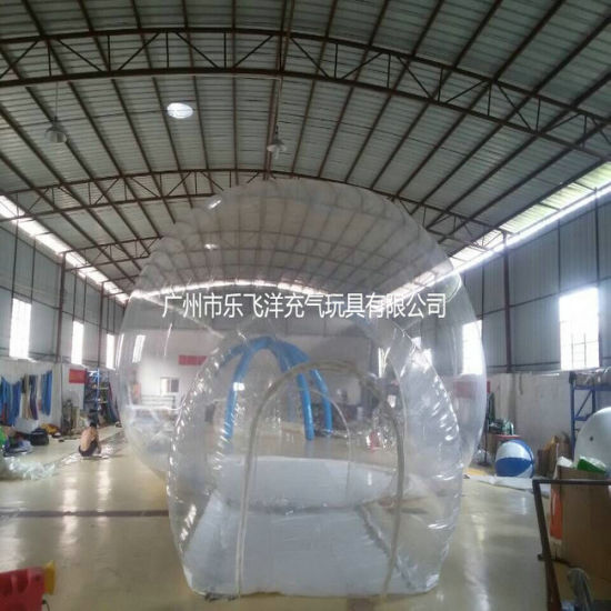 PVC Tarpaulin Inflatable Party Tent Transparent Tent