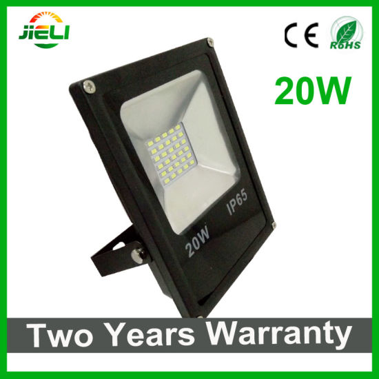Wholesale 2016 Main Products SMD5730 AC85-265V 20W Black LED Floodlight