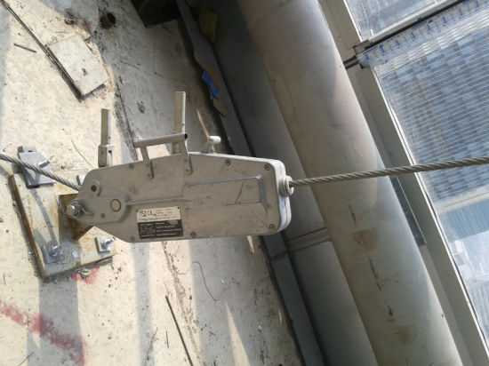 China Wire Rope Pulling Hoist (LD5400) - China Wire Rope Pulling ...