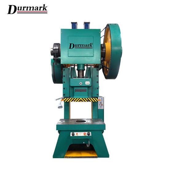 Sheet Metal J21-100 Punch Press Machine Price
