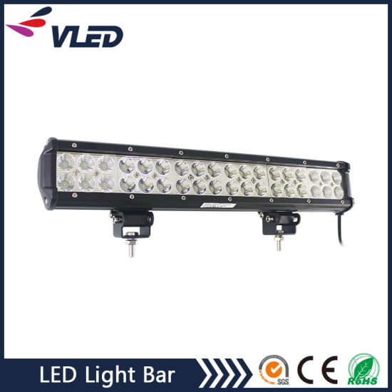 "17"" 108W 8640lm CREE LED Bar Light/Offroad Light Bar pictures & photos"