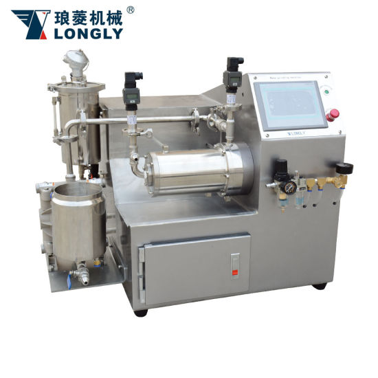 NT-V1L Pin Type Horizontal Lab Sand Mill pictures & photos