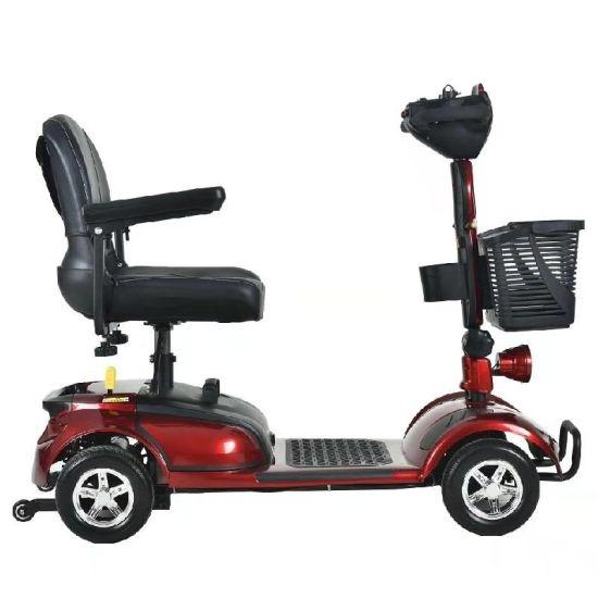 Scooter ELé Ctrico 4 Ruedas