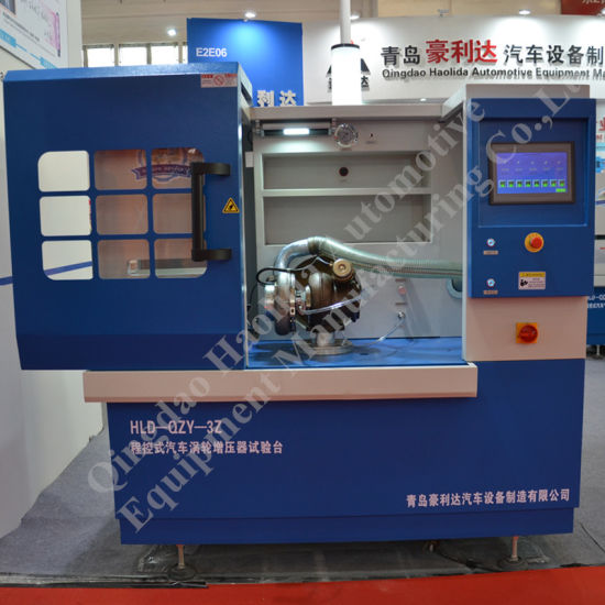 Turbocharger Testing Equipment, Test Speed, Air Flow, Boost Pressure, etc pictures & photos