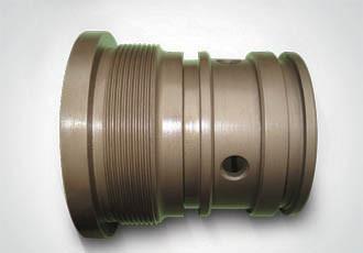 Gland Hydraulic Parts for USA Market