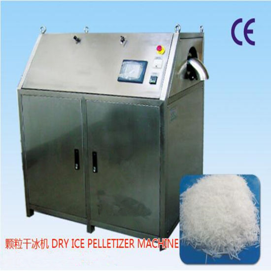 High Quality Automatic Dry Ice Cube Maker Machine pictures & photos