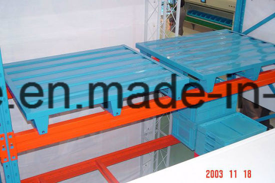 Customized Metal Pallet for Warehouse Storage Racking pictures & photos