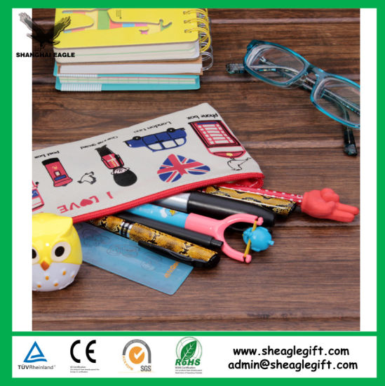 High Quality China Bag Factory Soft Pen Pouch Bags pictures & photos