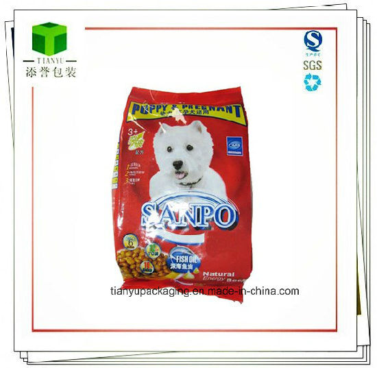 High Quality Pet Food Bags pictures & photos