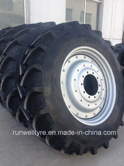 Radial Agricultural Tyres 11.2r24 12.4r24 pictures & photos
