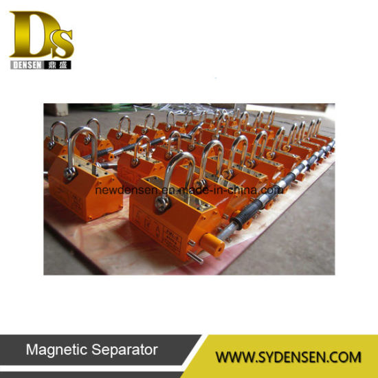 Magnet Plate Lifter Crane of High Quality Made in China pictures & photos