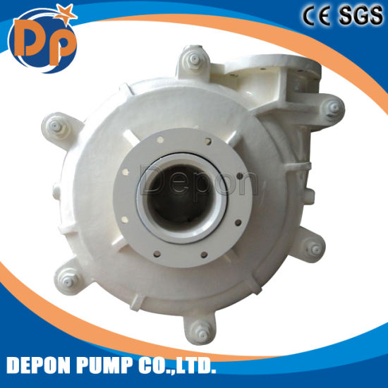 6 Inch Slurry Pump for Wet Sand Suction Pump pictures & photos