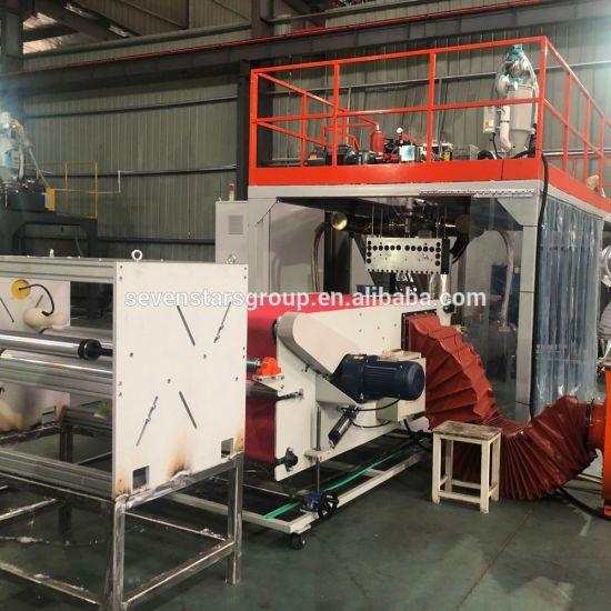 Sj50 Sj55 Sj65 Extruder PP Meltblown Fabric Filter Making Machine