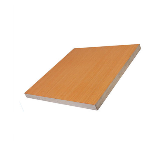 Melamine PVC UV Laminated Plywood for Furniture pictures & photos