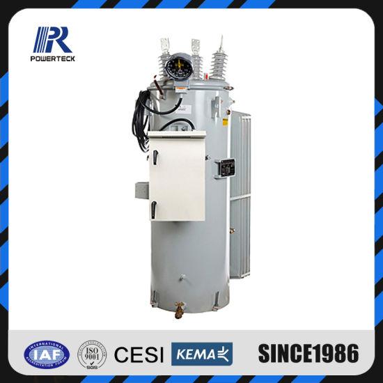 14.4kv Single Phase Smart Controller Automatic Step Voltage Regulator