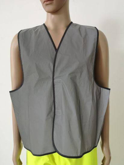 2020 Hot Sales Traffic Safety Vest Sport Running Vest Belt Waist Vest Road Warning Safety Vest with Full Reflective Fabric High Visiblity
