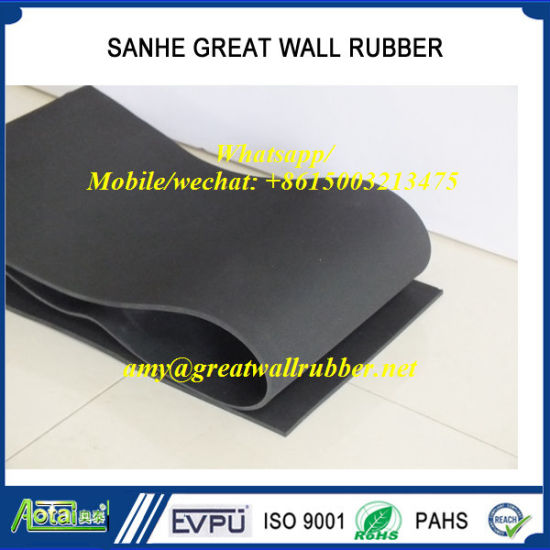 Custom Made PVC+EPDM+Neoprene+Natural Rubber for Car Door Mat pictures & photos