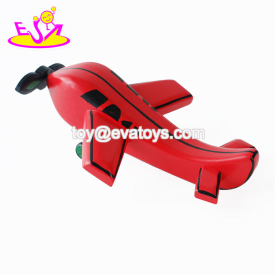China New Hottest Educational Wooden Toy Airplanes For Kids Gifts
