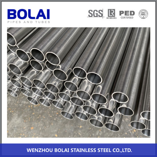 Material Grade 316L ASTM312 Sanitary Pipe Seamless Stainless Steel Pipe