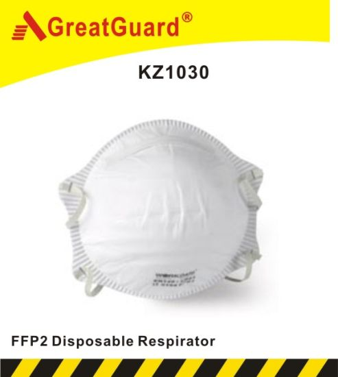 Greatguard Disposable Ffp2 Respirator (KZ1030)