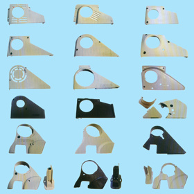 Industrial Sewing Machine Parts for Belt Cover