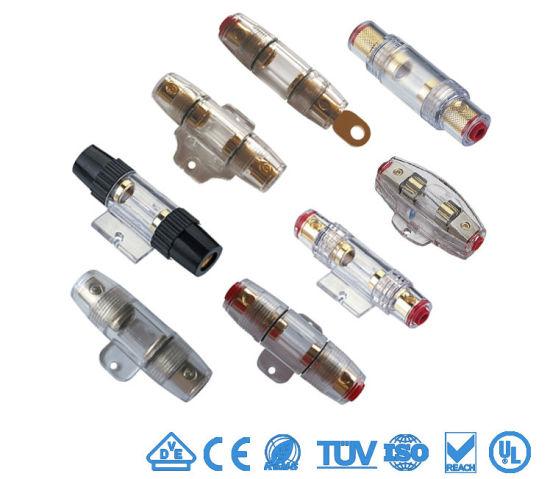 China 40A 50A 60A 70A 80A Agu Anl Anm Circuit Breaker Auto