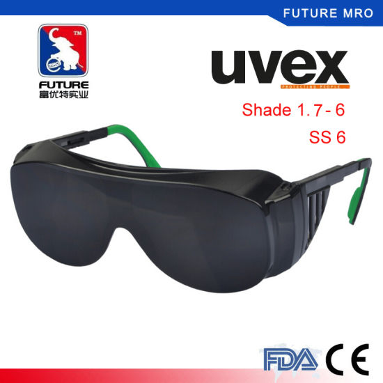 uvex Pheos Guard 9192180 Work Safety Glasses Goggles for sale online