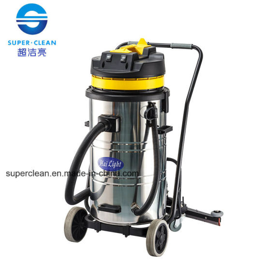 China Industrial 80L, Two Motors Stainless Steel Wet and Dry