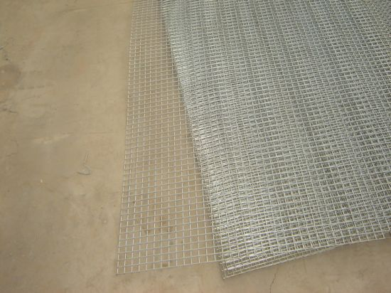 Welded Wire Mesh Panel for Construction Used